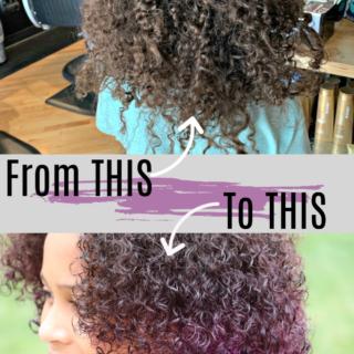 Kids Colorful Hair Dye