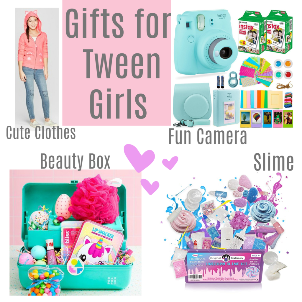 The Perfect Gifts for a Tween Girl - The Denver Housewife