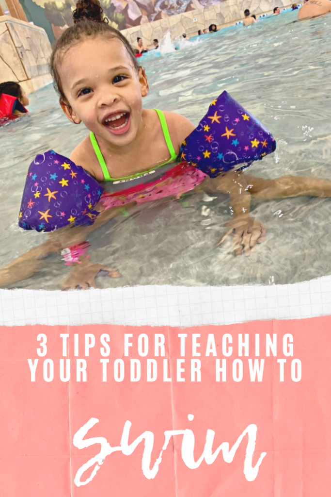 3 Tips for teaching your toddler how to