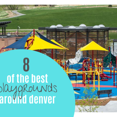 8 of the Best Free Playgrounds Around Denver