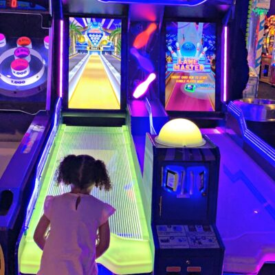 An Afternoon of Family Fun at GameWorks Arcade!