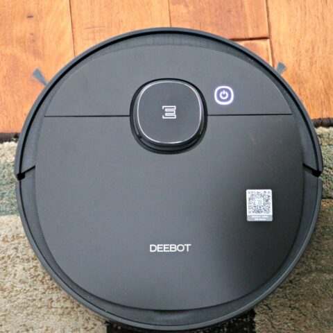 A Mom's Must-Have Appliance, DEEBOT the Robot Vacuum