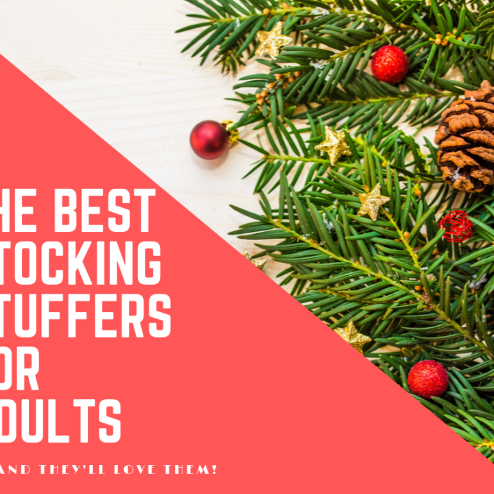 Best Stocking Stuffers for Adults 2021