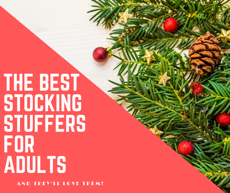 The best stocking stuffers for adults