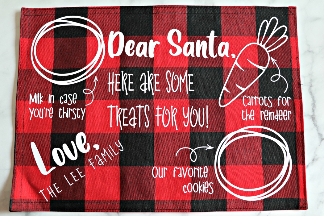 Santa Cookies Tray Free Svg The Denver Housewife