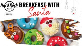 Breakfast with Santa Denver