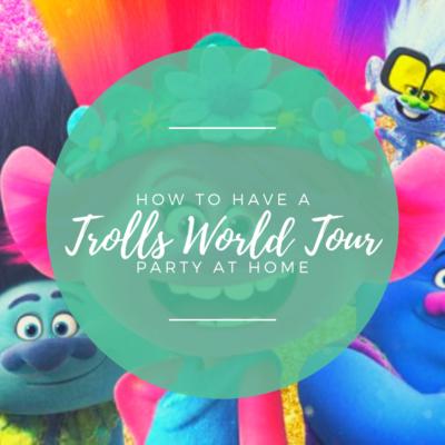 6 Ways to Celebrate Trolls World Tour at Home