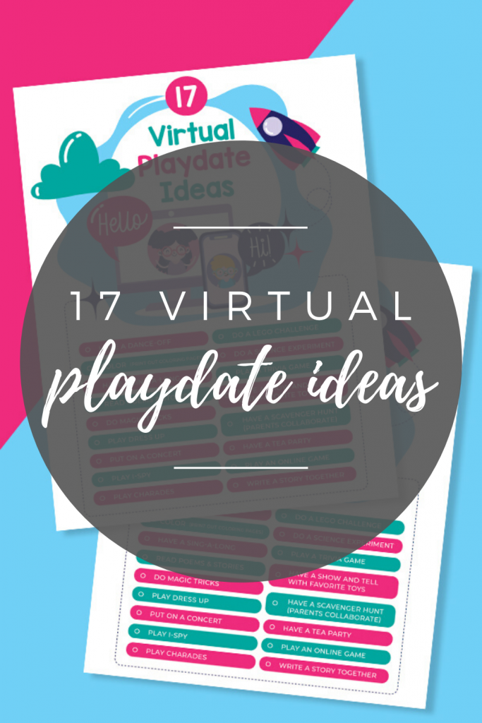 17 virtual playdate ideas for kids