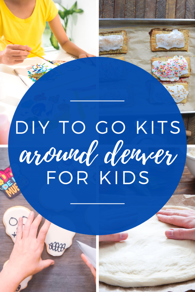 DIY To Go Kits for kids Denver