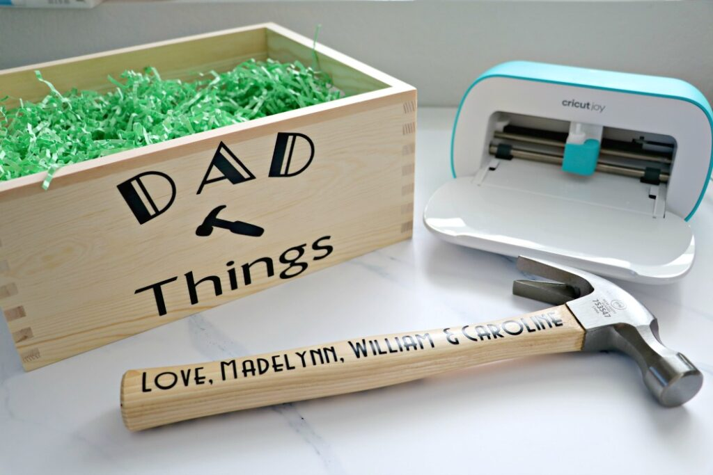 Cricut Joy Father's Day Gifts