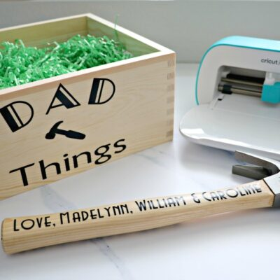 How to make a dad things crate