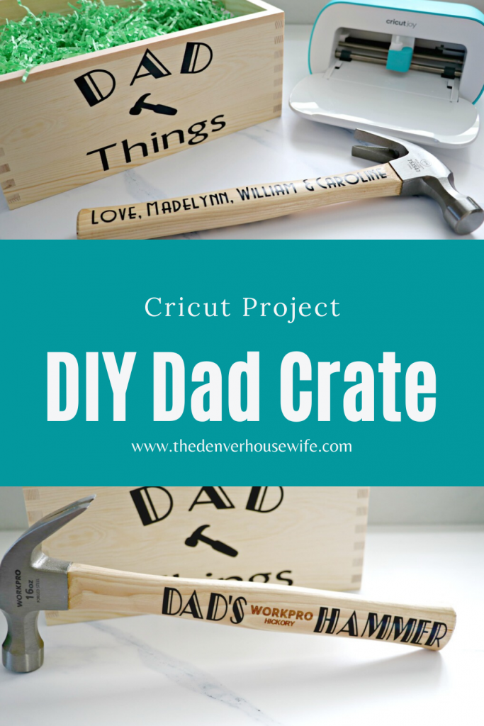 DIY Dad Crate