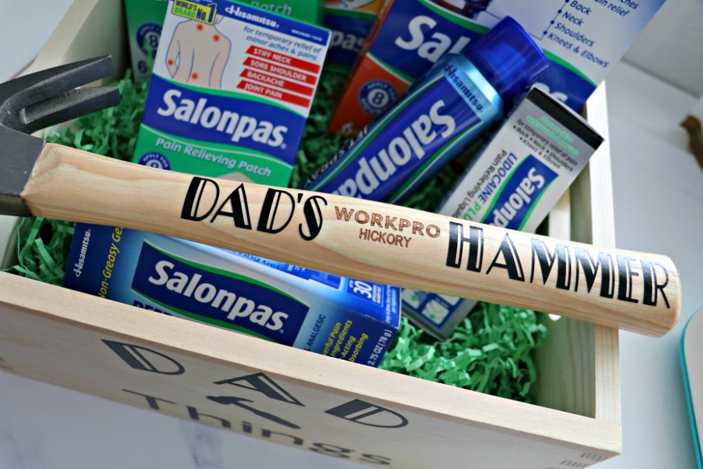 Salonpas Dad Gift Ideas