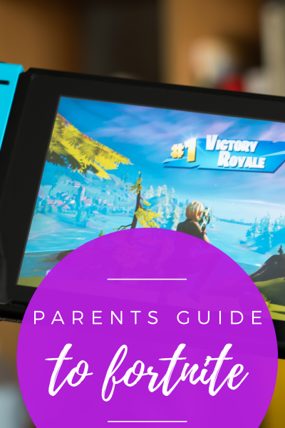 Parents Guide to fortnite