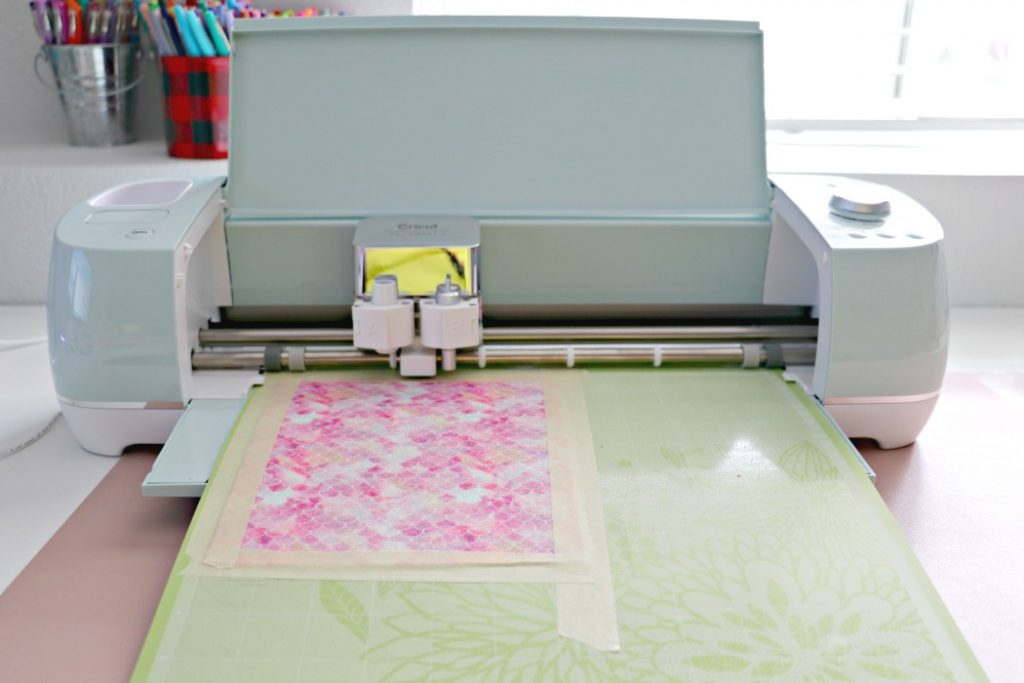 Cutting Faux leather with Cricut Explore Air 2