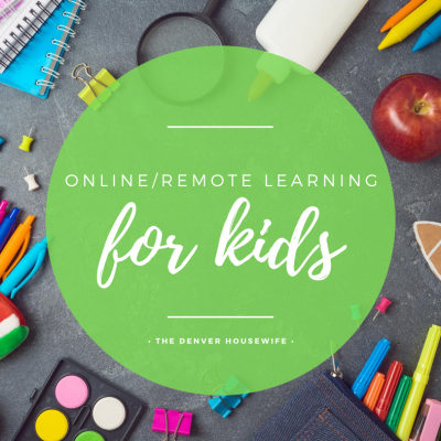 why I decided on remote/online learning