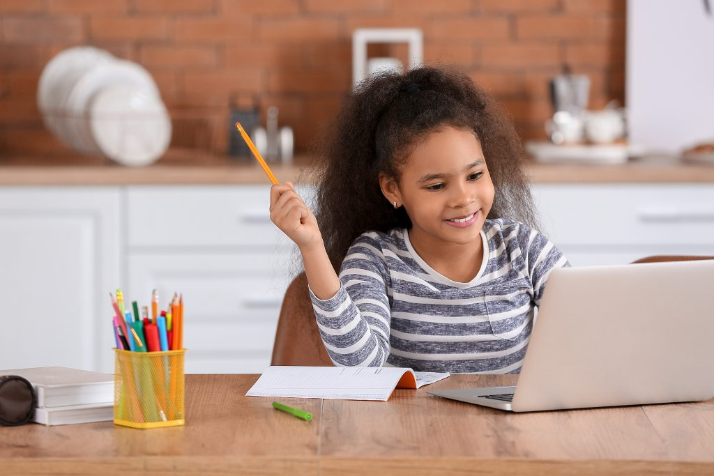 remote online learning for the 2020 2021 school year