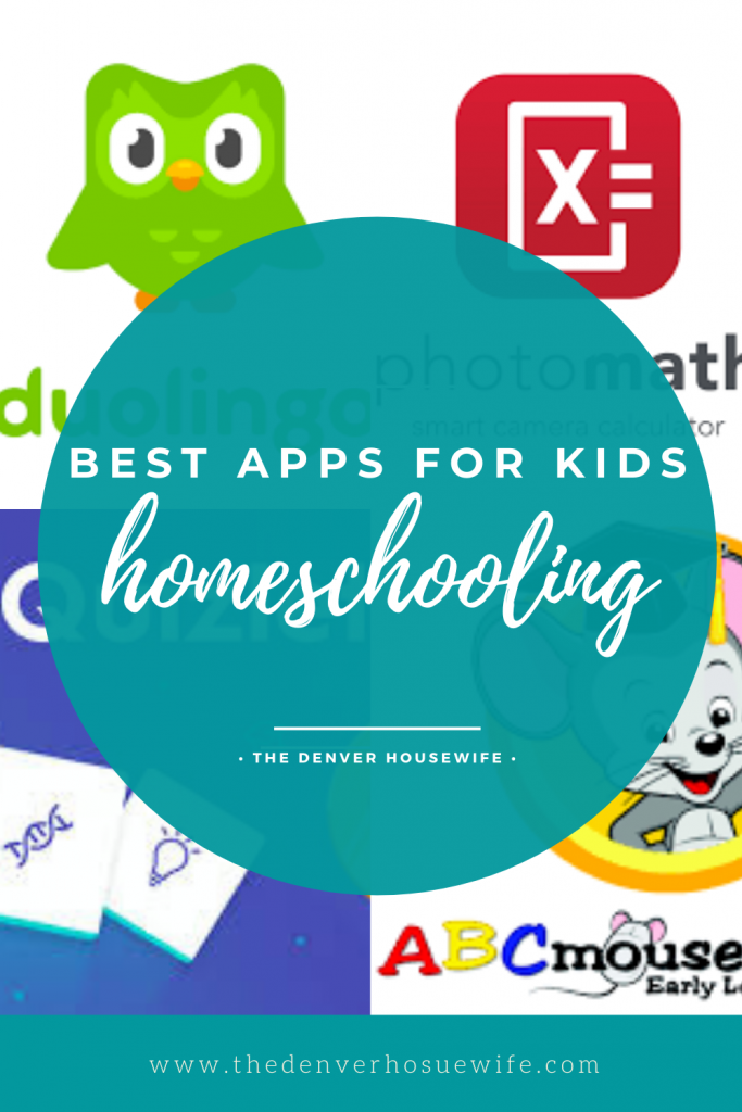 Best homeschooling apps for kids