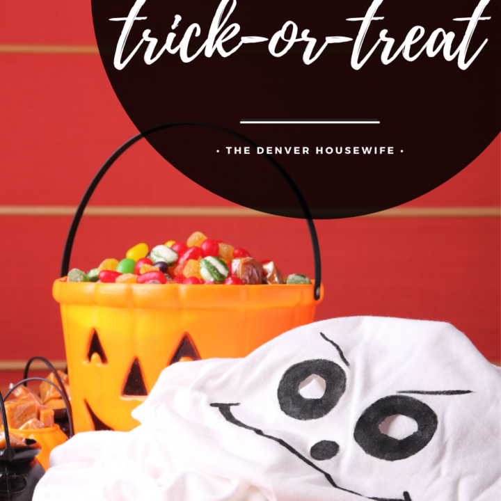 8 Ways To Have a Quarantine Trick-or-Treat Halloween