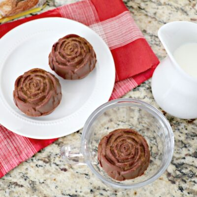 Mexican Hot Chocolate Bombs (Video)