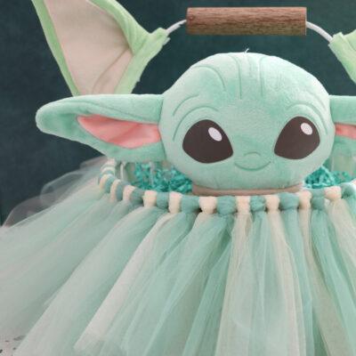 Baby Yoda Easter Basket