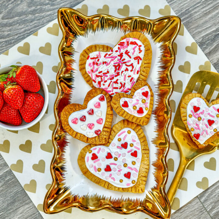 Strawberry Air Fryer Pop-Tarts