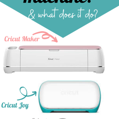 What is A Cricut Machine + 7 FAQ's. Everything You Need to Know!