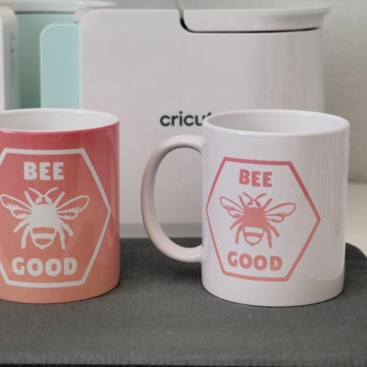How to Use the Cricut Mug Press + Review