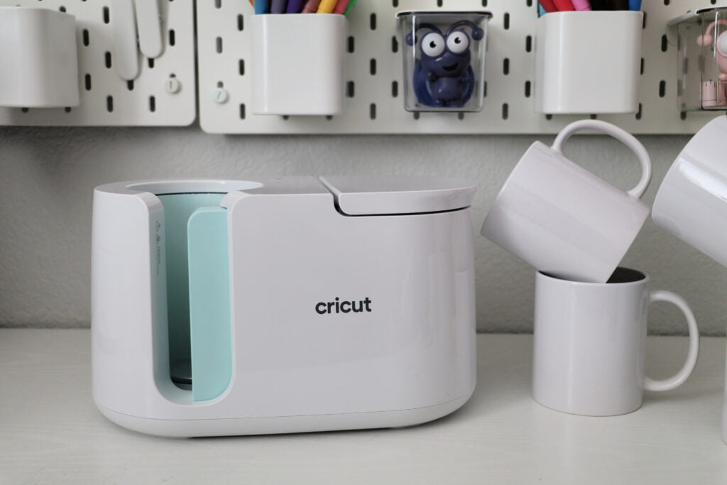 New Cricut Mug Press
