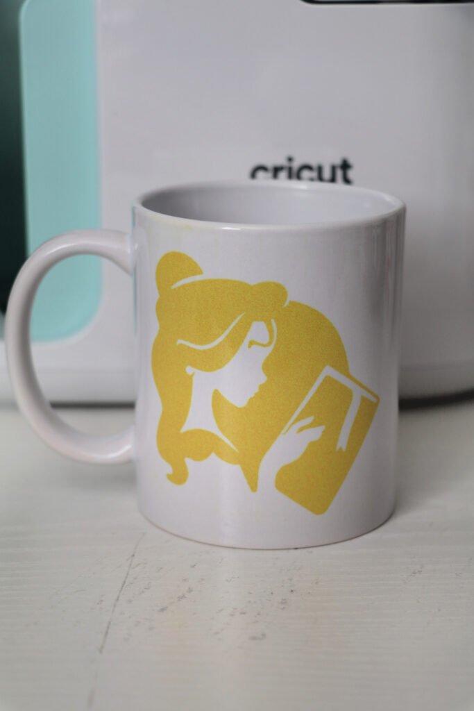 Belle Cricut Mug