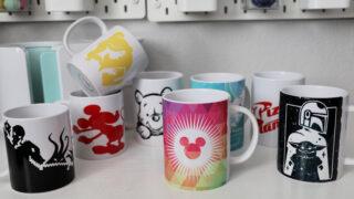 Disney Cricut Mugs