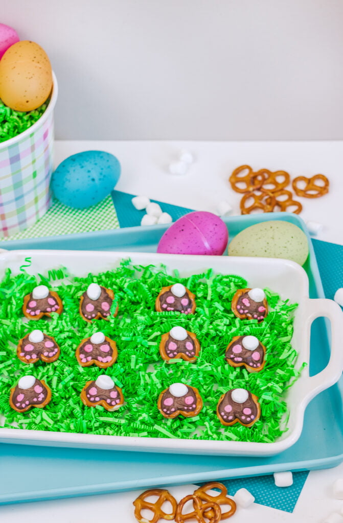 pretzel bunny butts