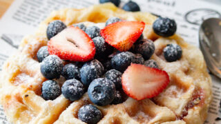 berry stuffed puffle recipe
