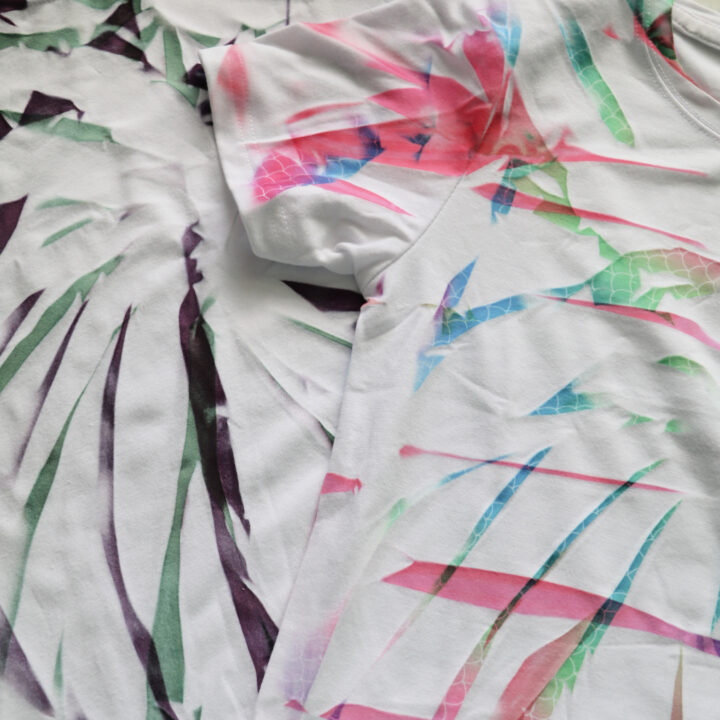 Infusible Ink Tie Dye T-Shirt