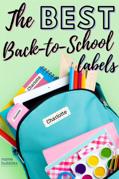 best back to school labels