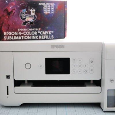 Sublimation Conversion Printer: Epson EcoTank 2760
