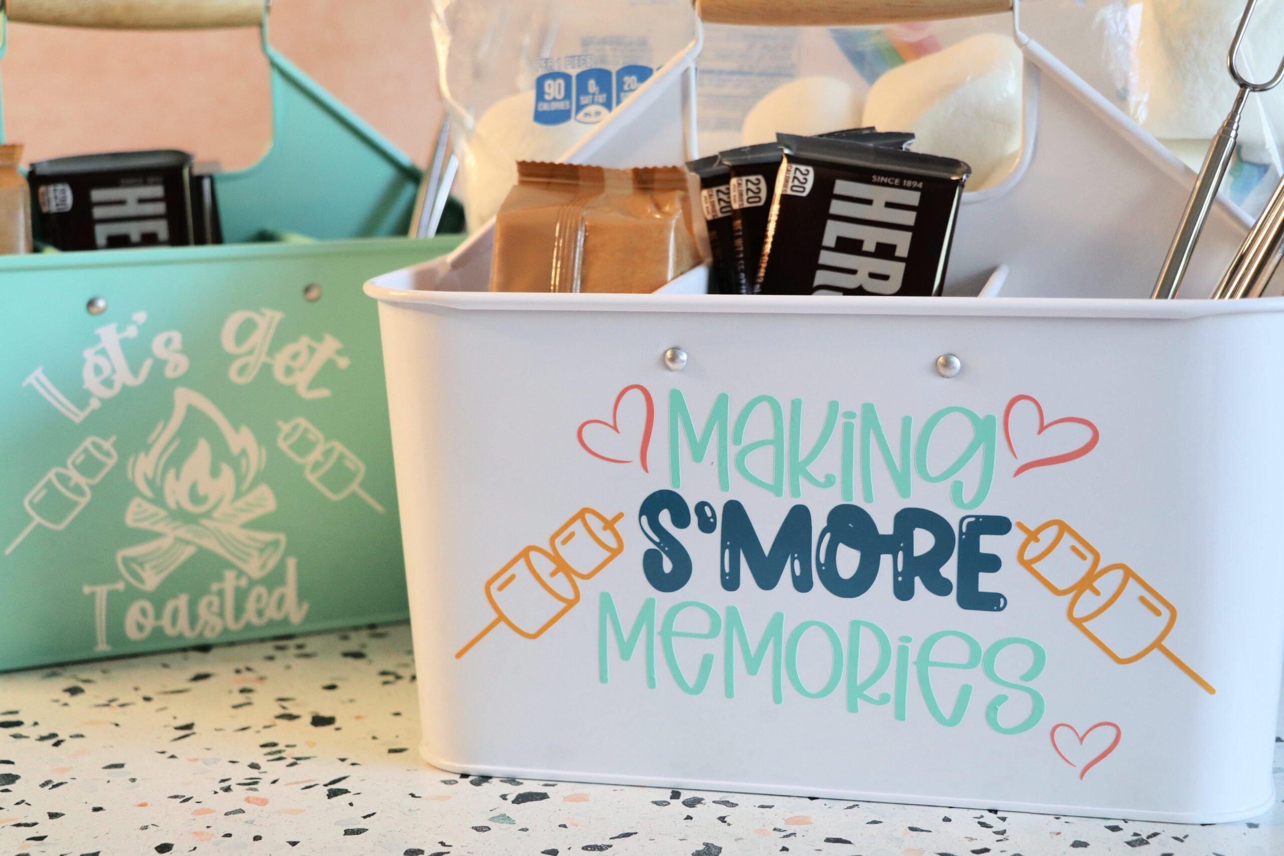 making s'more memories free svg file