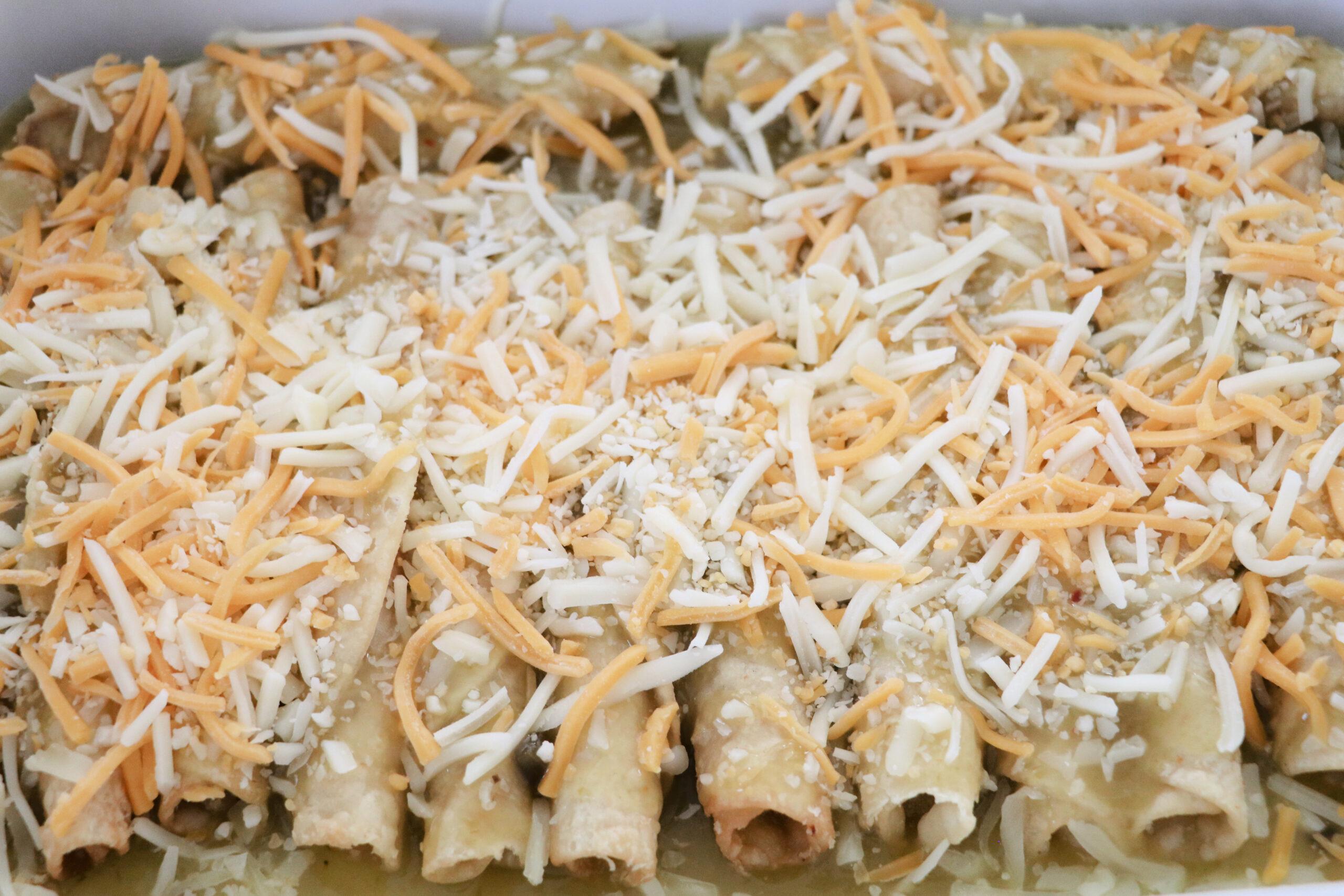 easy enchilada dinner recipe