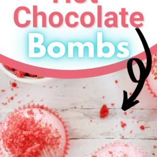 hot chocolate bomb tricks