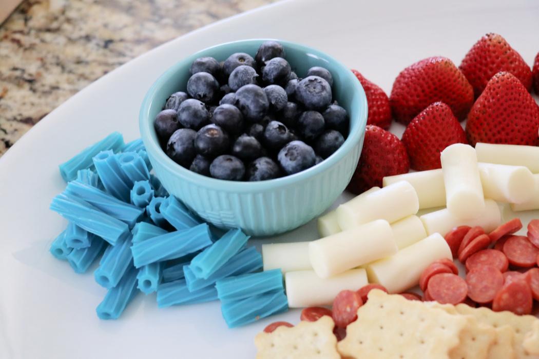 blue foods for kids