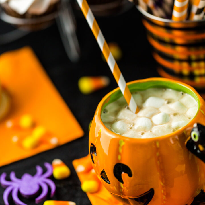 Halloween Hot Cocoa Bomb Flavors & Designs